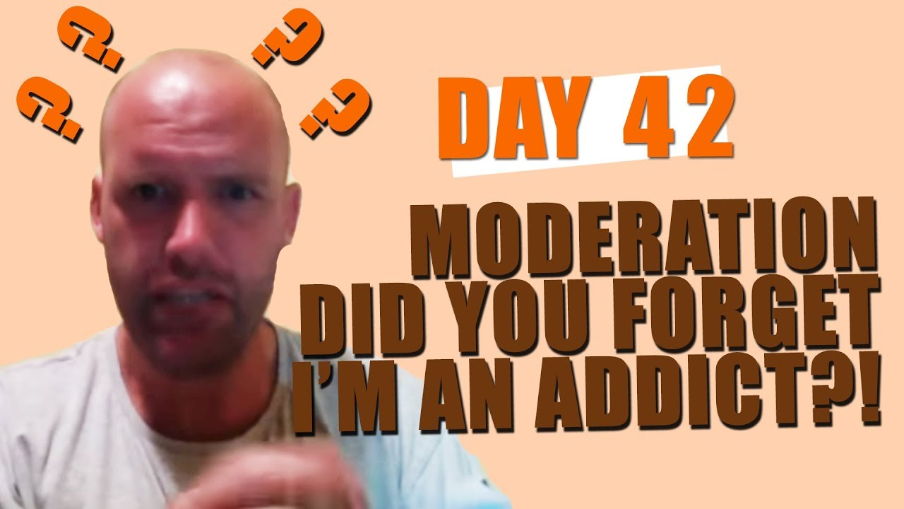 Spud Fit Challenge day 42 - My Argument Against Moderation ...