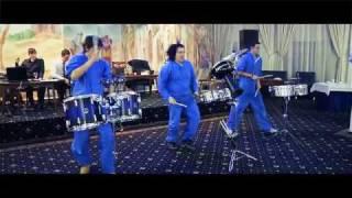 Шоу барабанщиков Zanozzza(город Красноярск тел. +79504137237., 2010-07-03T04:44:36.000Z)