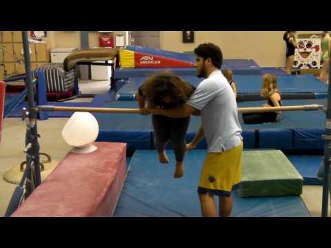 Menlo park Gymnastic class.MP4