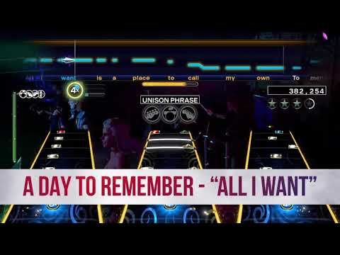 New Rock Band DLC: A Day To Remember and Seether!