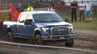 2017 Stock Truck Pulls Schaghticoke Fair in Schaghticoke New York