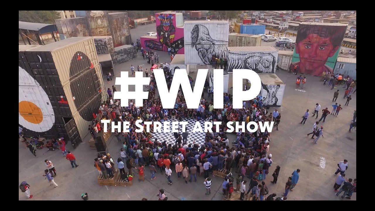 #WIP : The Street Art Show