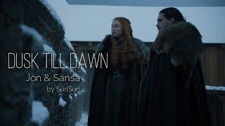 Jon & Sansa   Dusk Till Dawn