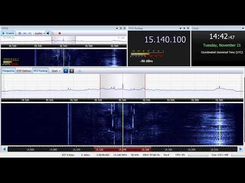21 11 2017 Radio Sultanate of Oman in English to WeEu 1441 on 15140 Thumrayt