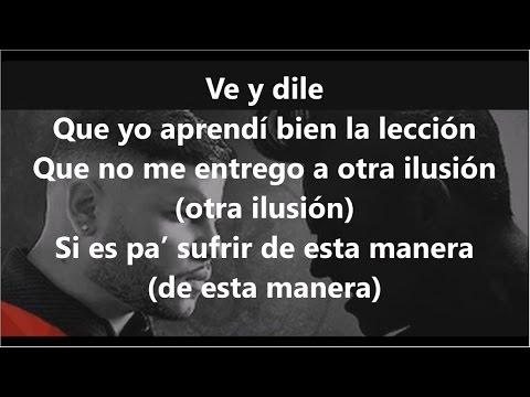 LETRA YA NO ME DUELE MAS SILVESTRE DANGOND FT FARRUKO lyrics