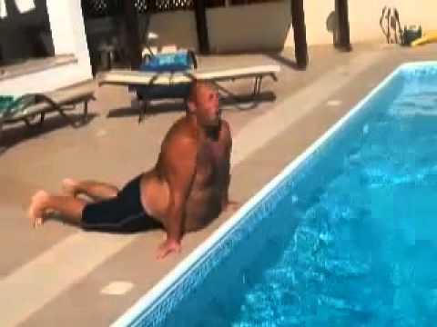 #human #seal #impression #sunny #outdoors #pool #swimming #swim #funny #klip