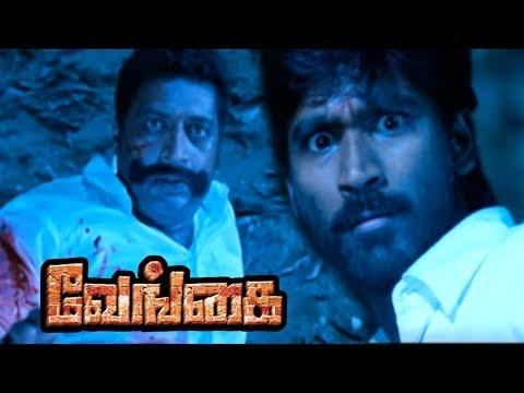 Venghai | Vengai Tamil Full Movie Scenes | Dhanush kills Prakash Raj | Climax | Dhanush Mass Scene