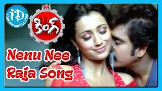 Nenu Nee Raja Song King Movie Songs Nagarjuna Trisha Krishnan Mamta Mohandas