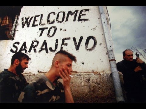 Seal - 'Crazy' (with lyrics); Newsreel SCARY images of Bosnian War (Unofficial Music Video) [HQ]