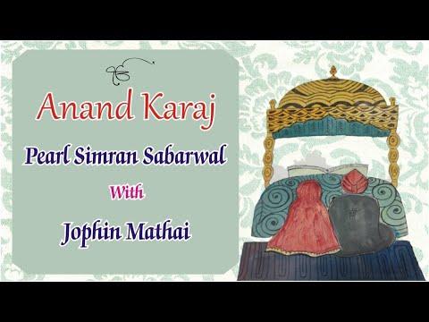 Live-Now-Anand-Karaj-Pearl-Simran-Sabarwal-Amp-Jophin-Mathai-Greater-Kailash-03-August-2021