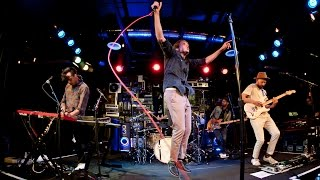 "AWOLNATION  - ""Hollow Moon (Bad Wolf)"" Live in the KROQ Red Bull Sound Space"