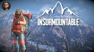 Insurmountable Review | Roguelike mountain climber (Video Game Video Review)