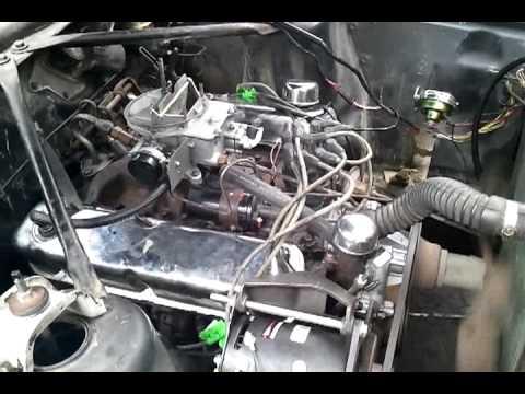 hqdefault help 1964 ford, 260 v8 stuttering acceleration? youtube