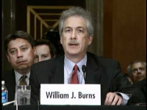 Under Secretary Burns Appears Before the Senate Foreign Relations Committee