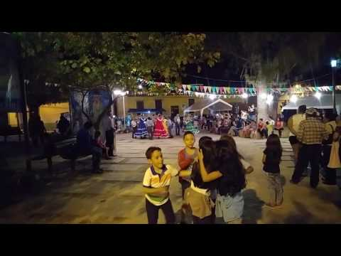 Baile Tradicional, Gracias, Lempira, Honduras