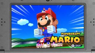 Mario & Luigi: Paper Jam - amiibo Details & Release Date! (Nintendo Direct)