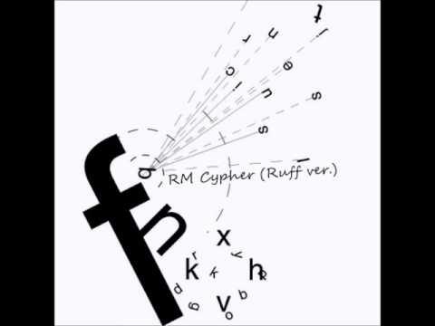 RM Cypher : Triptych (ruff ver.)