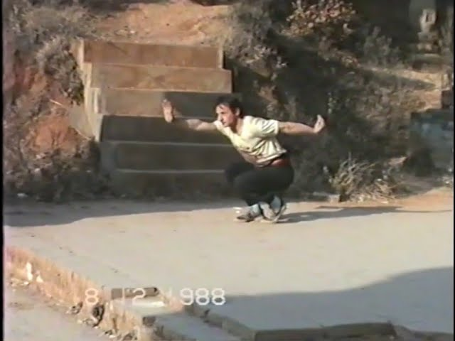 Song Shan graves from Shaolin Monks filmed by Sifu Walter Toch 1988 mp4