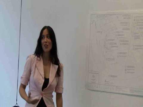 Artist Gayle Chong Kwan introduces her artwork