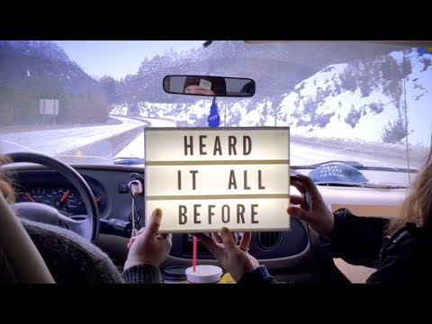 Bend Sinister - Heard It All Before [Official Lyric Video]