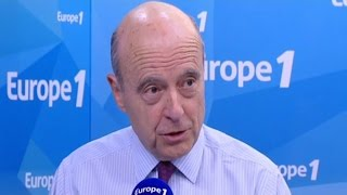 Sécurité et immigration : Alain Juppé répond aux questions de Thomas Sotto