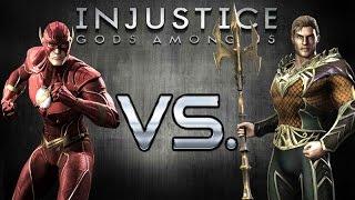 Injustice: Gods Among Us (ไทย) Part 8 - The Flash vs Aquaman