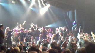 SANCTUARY-TASTE REVENGE live in athens 25-9-2011