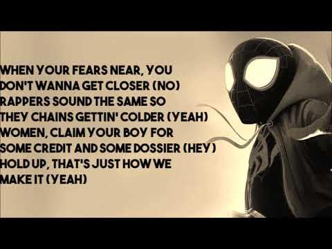 Amine Invincible Lyrics