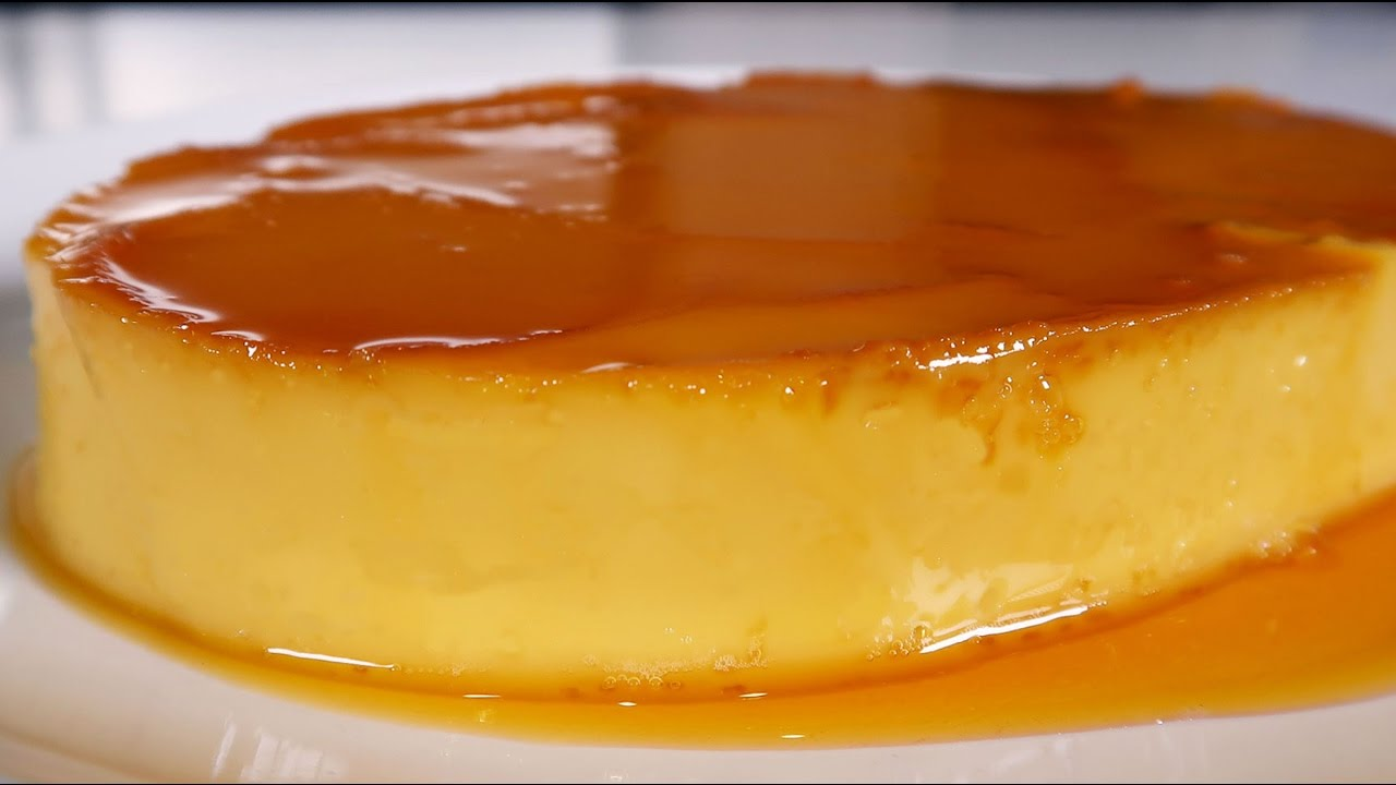 How to Make Leche Flan Recipe - YouTube