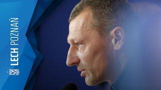 Konferencja prasowa po meczu z Wisłą Płock