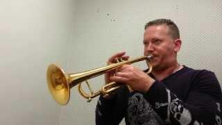 Kurt Thompson LEAD TRUMPET  highnote jazz licks