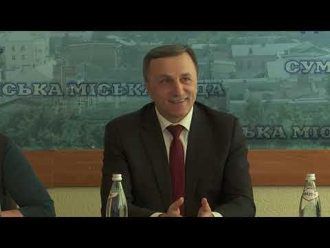 Rada Sumy: Суми в рамках програми Еразмус+ приймали гостей