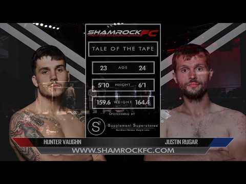 Shamrock 321 Hunter Vaughn Vs Justin Rugar