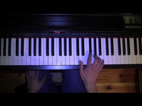 Adini Feriha koydum piano tutorial