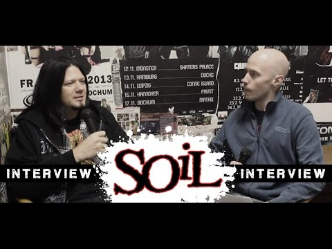 Soil – Interview, New Record, Tim King, Music Business, metal-heads.de