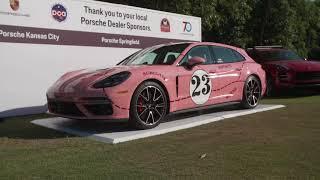 Pirelli Porsche Parade 2018
