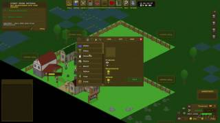 First Play Of RPG Tycoon - PC/Steam - Part 2