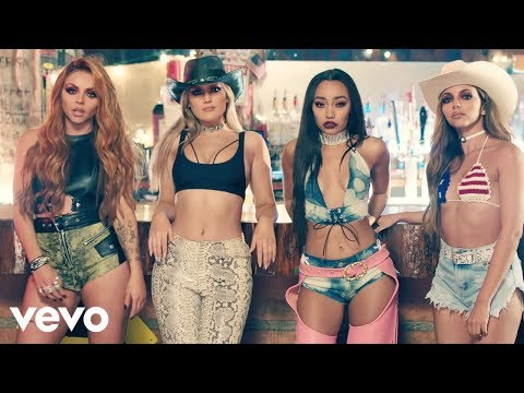 Little Mix - No More Sad Songs (Official Video) ft. Machine