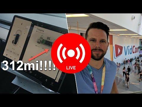 Teslanomics Live for June 26th - 300mi Model 3, Autopilot Can Kill You, Tesla Copies Apple, and More