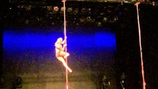 Pole Dance Show - Pole Art Competition Video