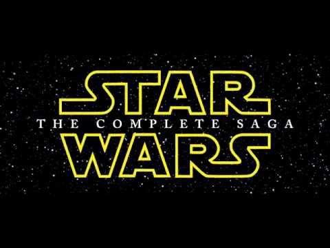 star wars the complete saga supercut trailer - youtube