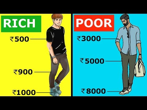 download गरीब VS अमीर | PART 2 | 5 MAIN DIFFERENCE BETWEEN RICH AND POOR | THIS WILL CHANGE YOUR LIFE