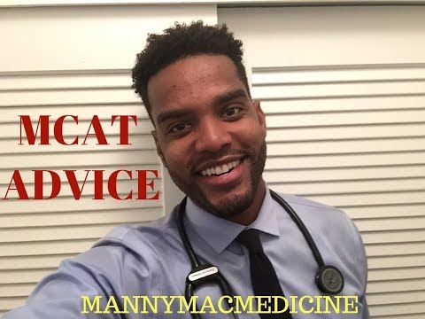 HOW TO ACE YOUR MCAT!!