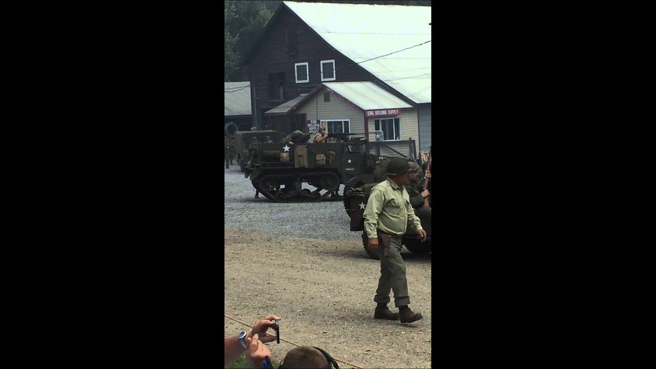 WW2 Reenactment Tidioute, PA