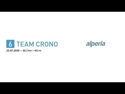 "6° Stage ""Team Crono Unterland 2020 - Volo d..."