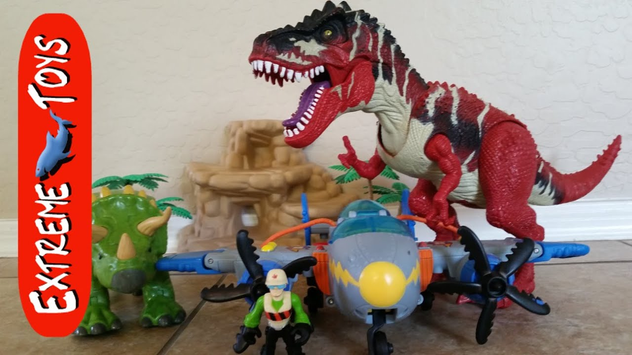 imaginext dinosaur toys - photo #28