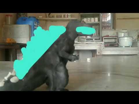 Clay Godzilla 2004 Stop Motion Youtube