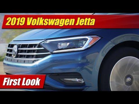 2019 Volkswagen Jetta: First Look