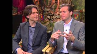 Tangled: Nathan Greno And Byron Howard Exclusive Interview