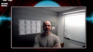 Adam Fletcher, Blackstone -  Business Security Weekly #125